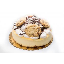 Dairy - Cheese Pie Decorated Cookies & Cream