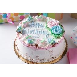 Cake - Birthday Cake Round