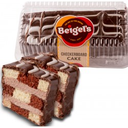 Cake - Packaged Checkerboard Cake