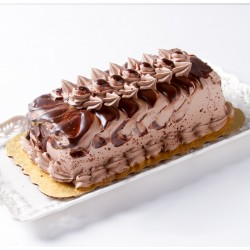 Cake Chocolate Mousse Log Cake
