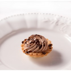 Mini Pie  -  Chocolate Mousse Pie
