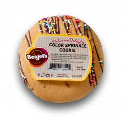 Individual Packaging - Color Sprinkle Cookie