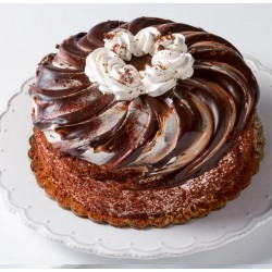 Cake - Round - Chocolate Mousse Cake