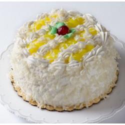 Cake - Round - Lemon Coconut Cake