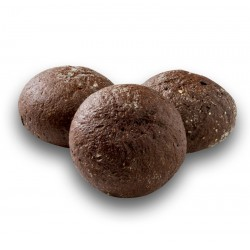 Rolls- Mini Pumpernickel Rolls