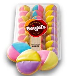 Cookies - B&W Multicolor Cookies