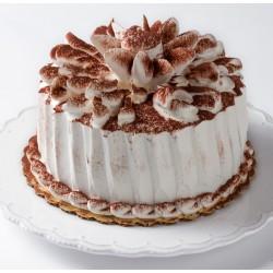 Cake - Round - Tiramisu Cake