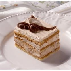 Petit Four - Cake - Cappuccino Cake